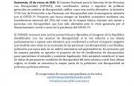 COMUNICADO 11-2020