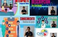 """CONADI LANZA CAMPAÑA """"PROTECCIÓN DE LOS DERECHOS DE LAS PERSONAS CON DISCAPACIDAD ANTE EL COVID 19"""""""