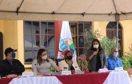 PRESIDENTA DEL CONADI BUSCA FORTALECER LAS COORDINACIONES INTERINSTITUCIONALES
