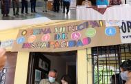 SE ALCANZAN 90 OFICINAS MUNICIPALES DE DISCAPACIDAD