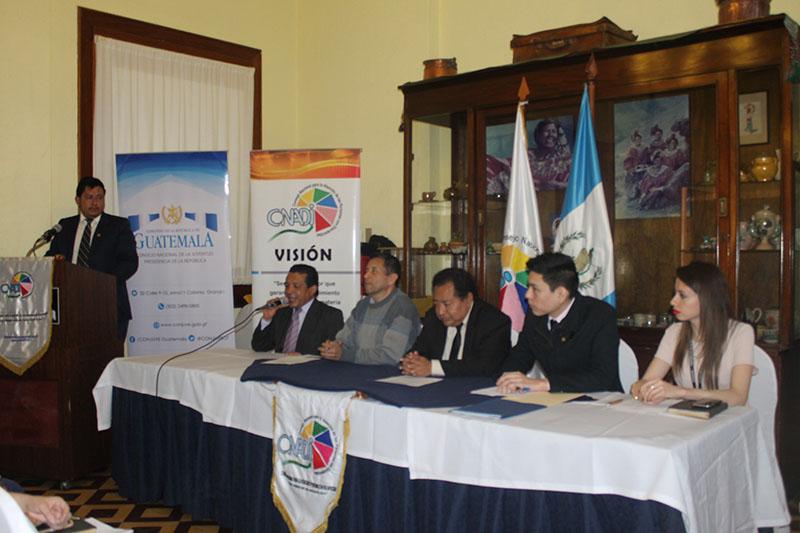 CONVENIO DE COOPERACIÓN INTERINSTITUCIONAL ENTRE EL CONADI Y CONJUVE