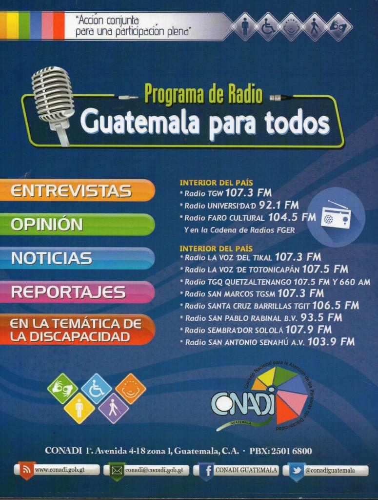 Lista de Radios