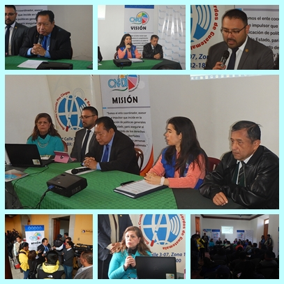 Inicia campaña de toma de Conciencia en Quetzaltenango