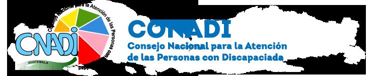 Consejo Nacional Para la Atención de las Personas con Discapacidad CONADI
