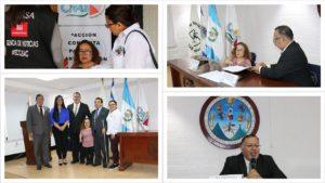 Firma de Carta de Entendimiento