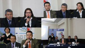 Conferencia de prensa Turismo