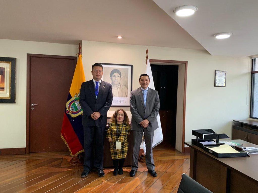 Cortesía SENADI Ecuador