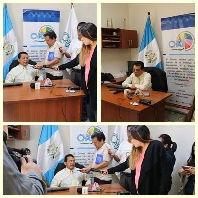 Confirman participación de binomios presidenciales en foro sobre discapacidad
