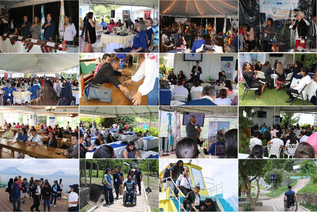 %ta Conferencia de Turismo Accesible, Panajachel Guatemala