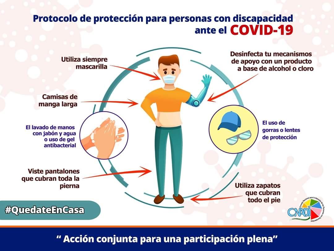 Normativo de salud y seguridad ocupacional incluye recomendaciones para protección de  Personas con Discapacidad