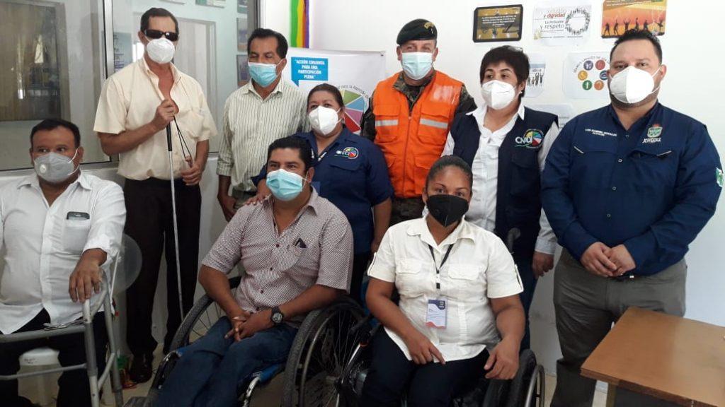 Jutiapa cuenta con Oficina Municipal de Discapacidad