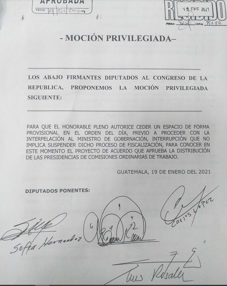 Acuerdo 4-2021