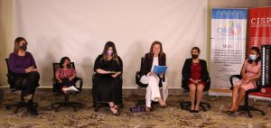 Foro realizado por el CONADI y CONJUVE en el marco del Día de la Mujer
