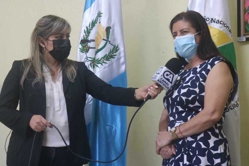 Presidenta del CONADI, Clarivel Castillo, informó sobre el acceso a las vacunas para personas con discapacidad